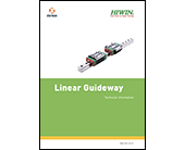 Hiwin linear guide series HG