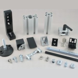 Accessories for aluminum profile
