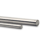 Polished guide shafts
