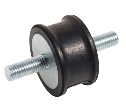 Rubber-metal vibration damper of ZKP-1 series