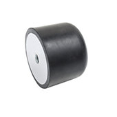 Rubber-metal vibration damper of ZLRA-1I series
