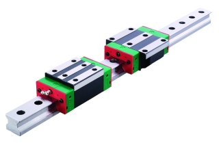 HIWIN's linear guideways of RG series